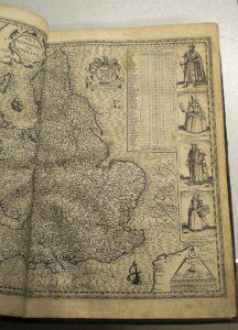 Atlas of the British Isles, undertaken by John Speed