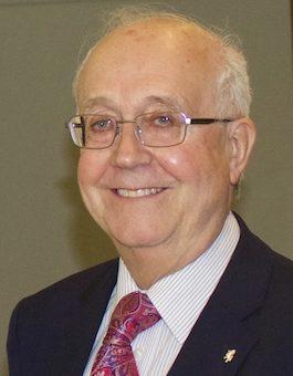 Trevor Sturgess, MMF Trustee