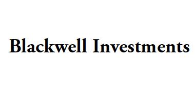 MMF Sponsor Blackwell Investments