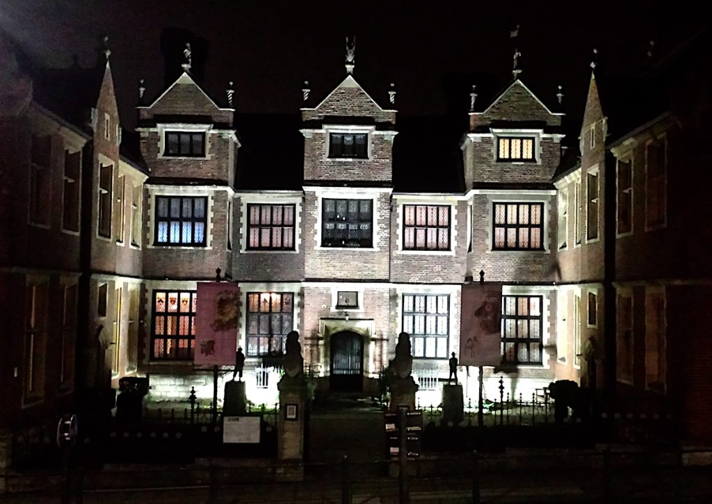 Maidstone Museum, Floodlighting Project