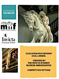 MMF & Invicta Grammar Scool Education Partnership Challenges