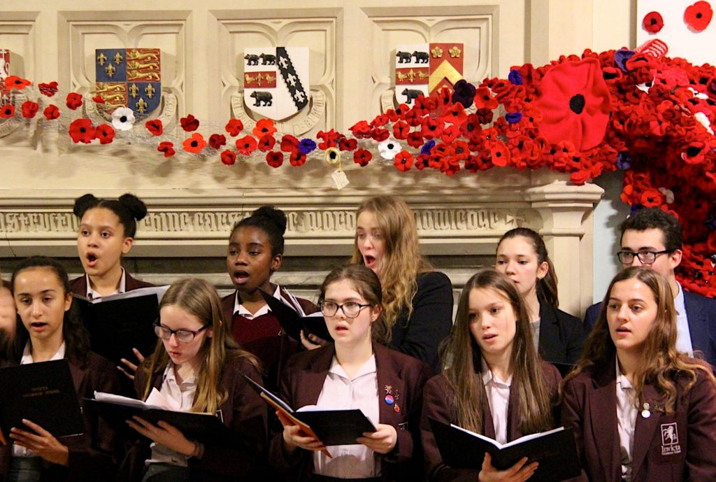 MMF Event with Invicta Grammar School Choir