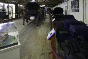 Maidstone Carriage Museum Interior