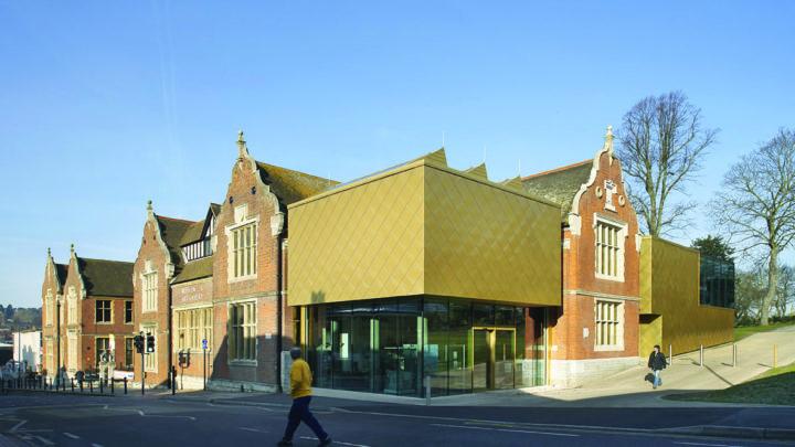 Maidstone Museum Exterior