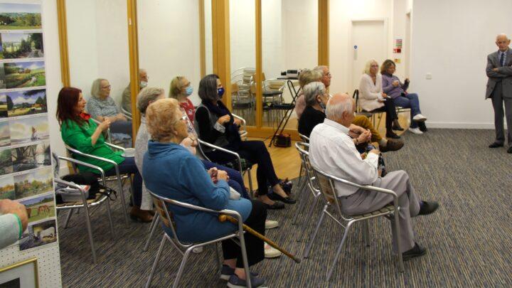 Maidstone Museums Friends-Robin Ambrose Talk